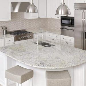 Granite Kitchen Install