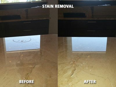 Stone Stain Removal Denver CO